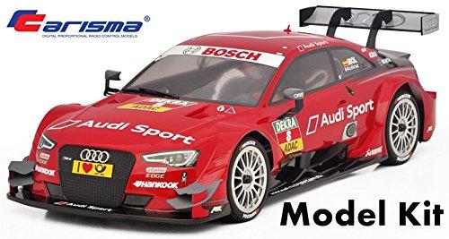 Carisma 76368 M40S Audi Rs5 DTM Car Kit, 1/10 Scale, 4WD ()