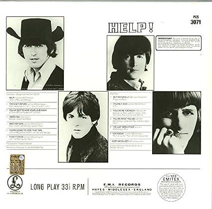 Help : The Beatles: Amazon.es: Música