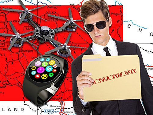 5 Coolest Spy Gadgets Ever - Goggles Molly