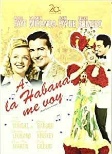 A La Habana me voy [DVD]