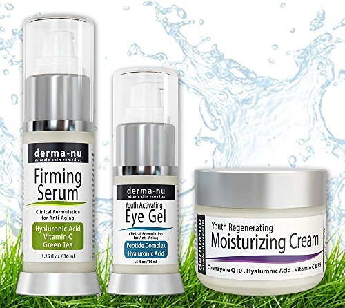 Skin Care Products for Anti Aging - Facial Treatments for th