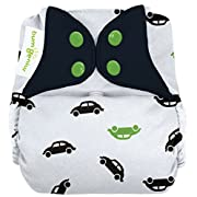 bumGenius Freetime All-in-One One-Size Snap Closure Cloth Diaper (Go)