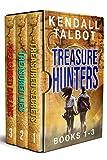 Treasure Hunters Box Set: Complete series: Books