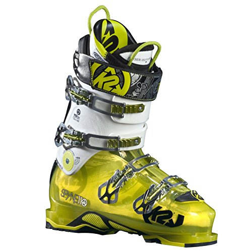 K2 SpYne 110 100mm Ski Boots Mens Sz 7.5 (K2 Ski Equipment)