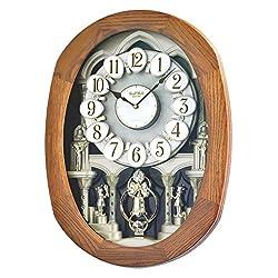Rhythm Clocks Joyful Encore Magic Motion Clock