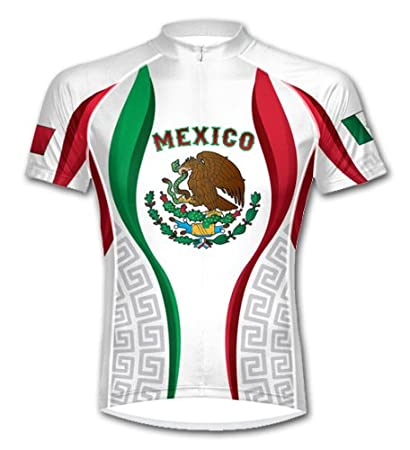 b597c6d0a Primal Mexico Cycling Jersey Wear Men s Short Sleeve 5XL Limited Edition