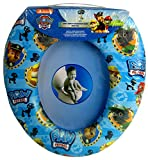 Child's Soft Cushioned Toilet seat (Training Seat) (Portable Potty) (Paw Patrol)
