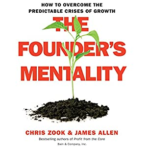 The Founder's Mentality Audiobook