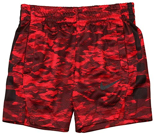 Nike Toddler Boy's (2T-5T) Elite Basketball Shorts (2T, Dark Team - Jersey College Nike Baseball
