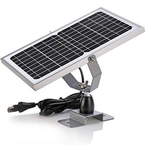 12v solar panel 10w - 7