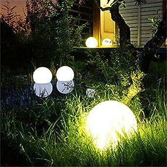 Luz solar para estanque de Angel flotante, lámpara LED impermeable para jardín, piscina, acuario: Amazon.es: Iluminación