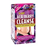 Applied Nutrition 14-Day Acai Berry Cleanse Dietary Supplement Tablets - 56 CT (Pack of 4)