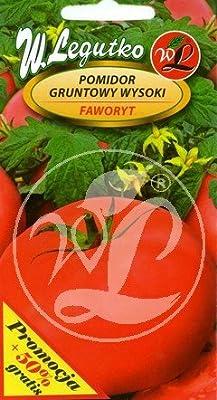 Polish Tomato Raspberry Seeds - Pomidor Malinowy - Faworyt