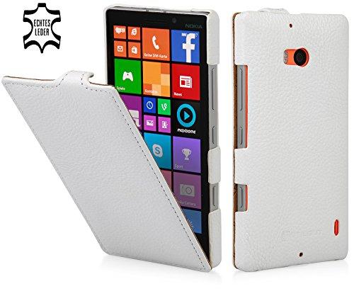 StilGut UltraSlim, Genuine Leather Case for Nokia Lumia 930 & Lumia Icon (Verizon Wireless), - Genuine Leather Icon