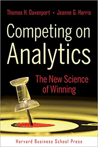 Amazon com: Competing on Analytics: The New Science of