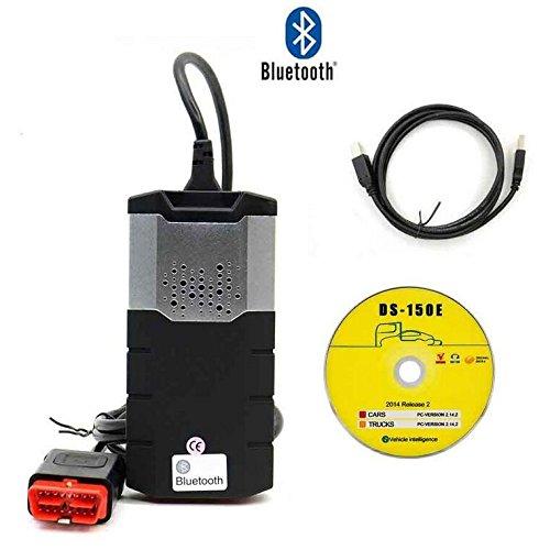 HaoYiShang Bluetooth TCS CDP Pro Plus AUTOCOM de Voiture et Camion Auto OBD2 Outil de Diagnostic