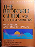 img - for The Bedford Guide for College Writers With Readings: With Reader and Research Manual book / textbook / text book