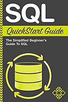 SQL QuickStart Simplified Beginners Structured ebook product image