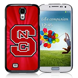 zeroCase NCAA North Carolina State Wolfpack Samsung Galaxy S4 I9500 Hard Cover Case 2014 Style WANGJING JINDA
