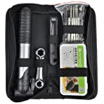 TRIXES Bike Tool Kit With Puncture Re...