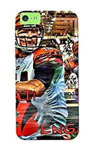 5255db71435 Tough Iphone 5c Case Cover/ Case For Iphone 5c(cincinnati Bengals Nfl Football ) / New Year's Day's Gift hjbrhga1544