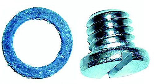 RECMAR Drain Plug Screw Kit For MERCURY MERCRUISER 10-79953Q2 10-79953A2 18-2244 22420