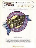 Broadway Musicals, 1940-1949, , 0793510457