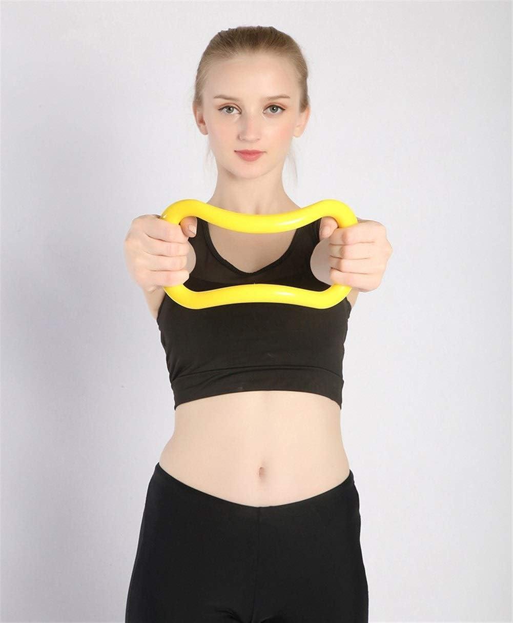 Trihedral-X Anillo de Yoga Coreano C/írculo m/ágico C/írculo de Yoga Anillo de Estiramiento de Fascia Anillo de Ejercicios Accesorios de Yoga Anillo de Pilates