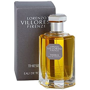 Lorenzo Villoresi Theseus Eau de Toilette 3.4 Oz./100 ml New in Box