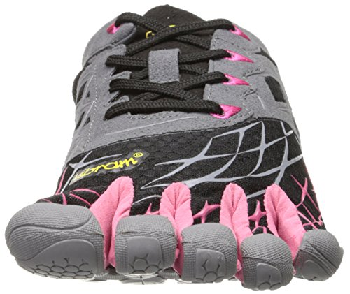 Vibram FiveFingers Mens SeeYa LS Polyester Running Shoe