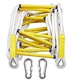 Rescue Rope Ladder, Escape Emergency Work, Anti-Skid Rescue Ladder, Escape Ladder, Mountaineering Training