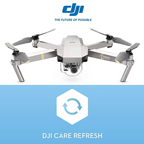 DJI- Mavic Pro Platinum Fly More Combo-Drone con Seguro Care ...