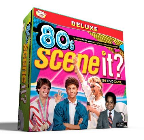 Scene It? 80s Deluxe Edition by Scene It