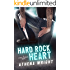 Hard Rock Heart: A Rock Star Romance (Feral Silence Book 4)