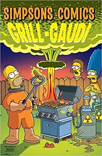 Simpsons Comics Bd. 20: Grill-Gaudi: Amazon.de: Matt Groening ...