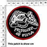 Prisoner of Pizza Fast Food Cartoon Chidren Kids