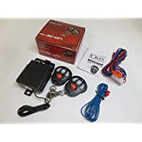 Omega Pro Line Deluxe Keyless Entry System with Aux Channel Momentary / Latched Channel 2