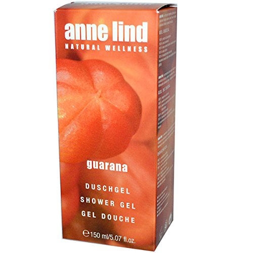 - Anne Lind Shower Gel Guarana Annemarie Borlind 5.07 oz Gel