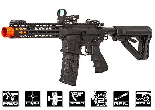 """G&G Combat Machine CM16 Wild Hog 9"""" AEG for sale  Delivered anywhere in USA"""