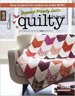 Amazon.com: Best of Fons & Porter Beginner Friendly Quilts ... : quilting fons and porter - Adamdwight.com