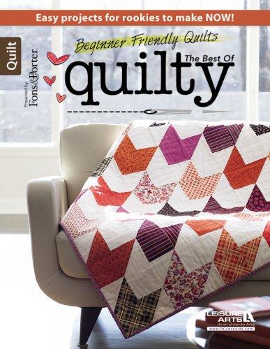Best of Fons & Porter Beginner Friendly Quilts