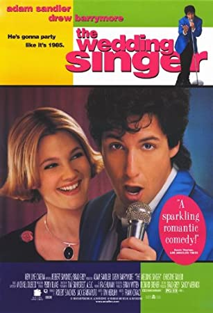 The Wedding Singer 11 X 17 Movie Poster