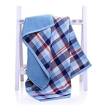 WYQ Toallas de baño Toallas de baño Toalla de baño de Lujo Suave, algodón Super