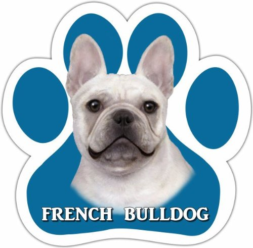 E&S Pets French Bulldog 13125-64 Dog Car Magnet