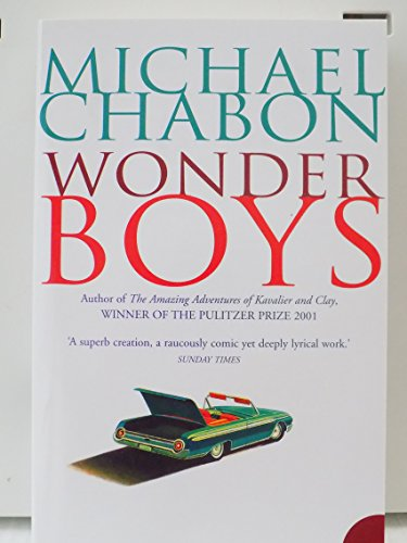 Book cover for Wonder Boys