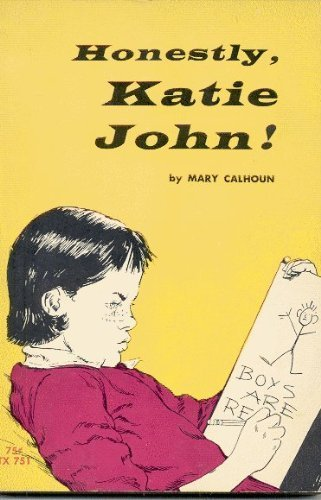Honestly, Katie John by HarperCollins Publishers