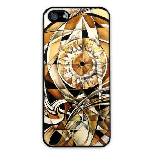 Diabloskinz H0081-0027-0005 Look of Zodiac Schutzhülle für Apple iPhone 5/5S