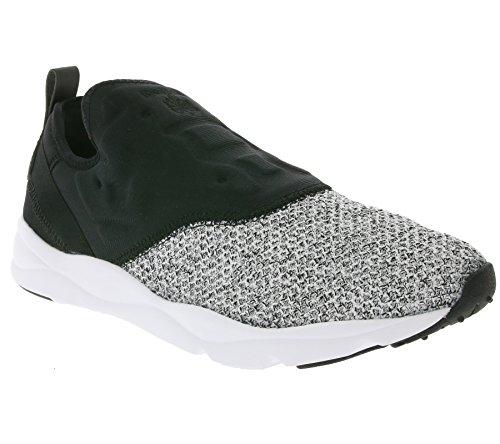 Slip Lux Noir on V69630 Classic Furylite Chaussures Reebok BPwUERRx