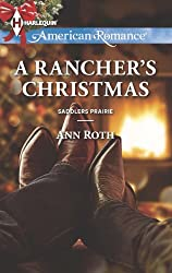 A Rancher's Christmas (Saddlers Prairie)