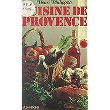 Cuisine de Provence (French Edition)